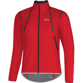 GORE WEAR C7 Gore Windstopper Light Jas Heren rood